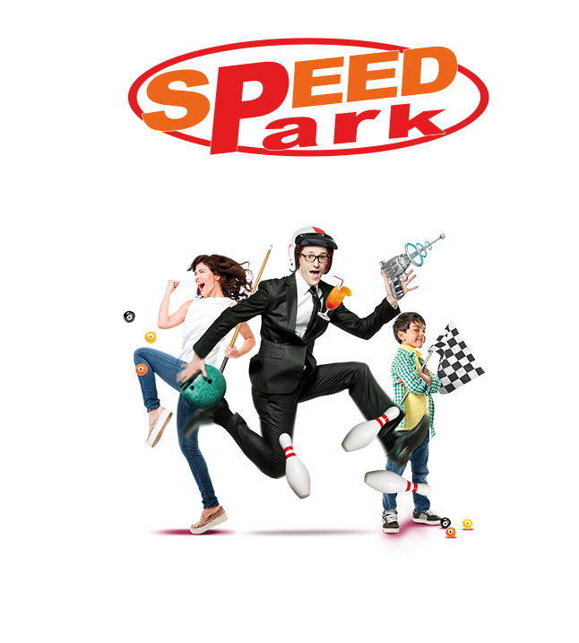 SpeedPark, Karting, bowling et laser game